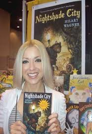 S.R. Johannes: The Rats are Back - Hilary Wagner and Nightshade City!