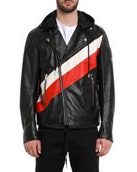 black leather jacket neiman marcus