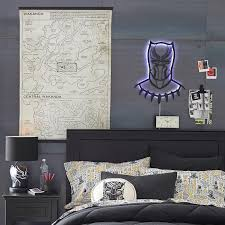 Black Panther Wall Art Pottery Barn Teen