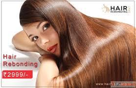 hair rebonding in south delhi beauty