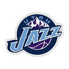 Utah Jazz C Vinyl Die Cut Decal Sticker 4 Sizes 84