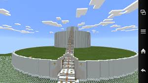Community Project Circular City New Versions Released Frequently Mcpe Maps Minecraft Pocket Edition Minecraft Forum Minecraft Forum