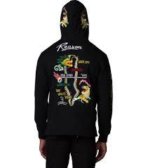 clothing reason tour hoody mens reason