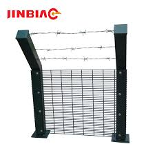 Easy Assemble 3d Weleded Mesh Fence Cheap 358 Mesh Fences For Sale Jinbiao