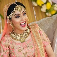 best bridal makeup artists in delhi