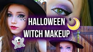 easy halloween witch makeup you