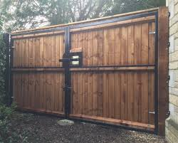 Steel Frame Driveway Gates Oakfield Uk Ltd Peterborough Fencing Company
