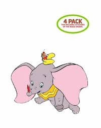 Dumbo Sticker Vinyl Decal 4 Pack For Sale Online Ebay