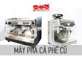 Máy pha cà phê giá rẻ dành cho quán nhỏ tại Đà Nẵng. |