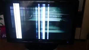 Cách sửa tivi LCD LG kẻ sọc, ngang - YouTube