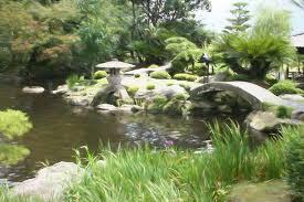 japanese zen garden new media by
