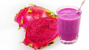 火龙果奶昔春夏天然饮品| 火龙果奶昔| 火龙果| 酸奶| 蜂蜜| 希望之声
