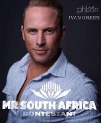 Ivan Green - a model from South Africa | Model Management