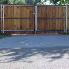 Metal Frame Gates From All State Fence Supply