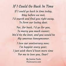 anniversary love poems keep the