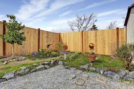 How To Keep A Privacy Fence From Overwhelming A Small Backyard Hercules Fence Newport News