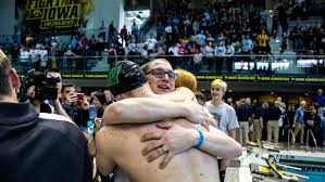 Iowa City West's Byron Butler named 2020 All-Iowa boys' swimming coach of  the year