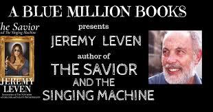A Blue Million Books: FEATURED AUTHOR: JEREMY LEVEN