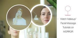 makeup isting smart mirrors smart
