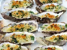 Oysters on the Half Shell Recipes