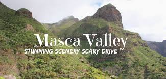 stunning scenery of the masca valley love traveling cultural