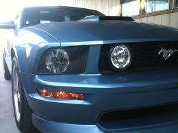 installing fog lights on a ford mustang