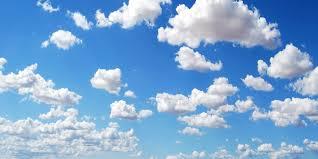 why is the sky blue met office
