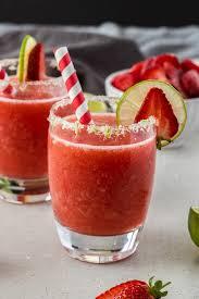 moo strawberry daiquiri recipe