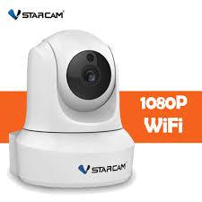 VStarcam Trắng C29S HD 1080P Camera IP Không Dây Quan Sát WiFi Giám Sát Gia  Đình, Camera An Ninh Hệ Thống Camera Trong Nhà Trẻ Em|