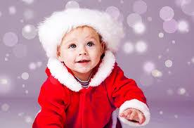 hd wallpaper cute boy costume santa