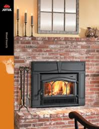 wood insert jà tul stoves and fireplaces