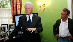 William J. Clinton; Robin Romano | NEW YORK, NY - JUNE 25: F… | Flickr