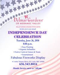 independence day celebration at delmar