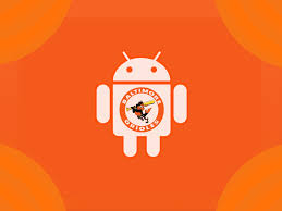 baltimore orioles android wallpaper