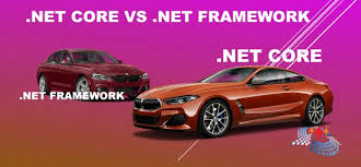 difference between net and net core