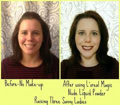 l oreal paris magic makeup review