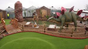 dinosaur encounter morpeth golf