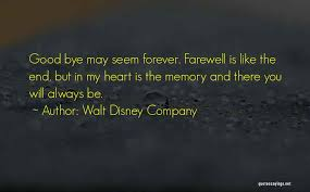 top farewell is not goodbye quotes sayings