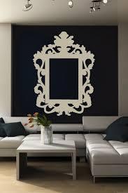 Wall Decals Baroque Frame Walltat Com Art Without Boundaries
