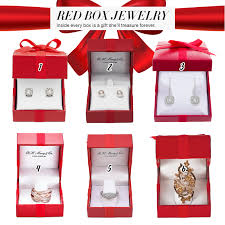 trending red box gift for holiday