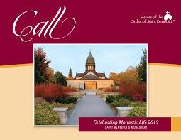 Call 2019 by Saint Benedict's Monastery - issuu