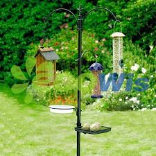 china multi wild bird feeder stations