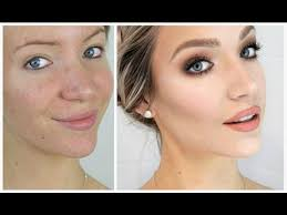 contour and highlight for pale skin