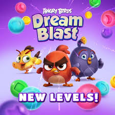 Angry Birds Dream Blast - Home