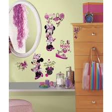 Roommates 5 In X 19 In Rapunzel 18 Piece Peel And Stick Giant Wall Decal Rmk1525gm The Home Depot