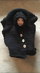 car seat poncho with front opening