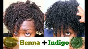 natural hair dye diy henna indigo for