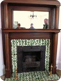 antique victorian fireplace by kim