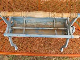 antique fireplace log roller newspaper