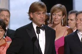 Aaron Sorkin accepts the Emmy for Drama Series | Television Academy